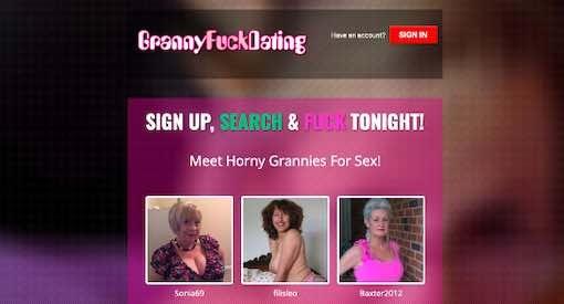 GrannyFuckDating.com Review